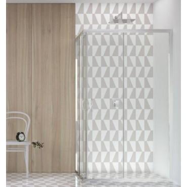Piatto doccia 72X90X6 in ceramica installazione ad appoggio o filo pavimento Verso Catalano